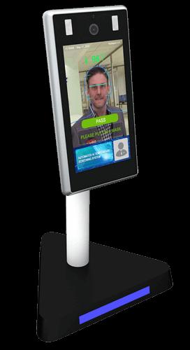 countertop WCS facial scanning device